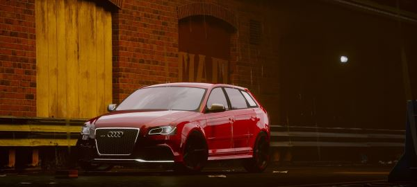 2011 Audi RS3 [Add-On / Replace | Tuning] 0.6 для GTA 5