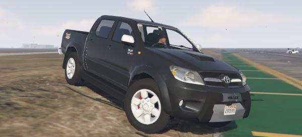 2006 Toyota Hilux SRV для GTA 5