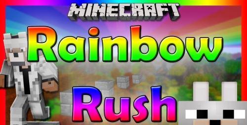 Rainbow Rush для Майнкрафт 1.11.2