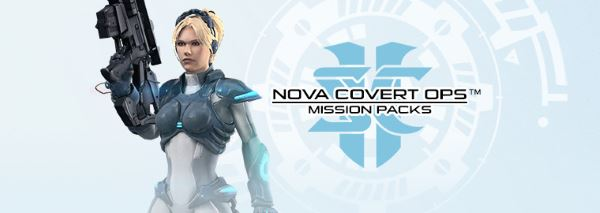 Кряк для StarCraft II: Nova Covert Ops v 1.0