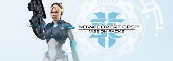 Трейнер для StarCraft II: Nova Covert Ops v 1.0 (+12)