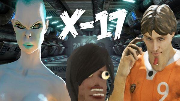 Трейнер для X-17 v 1.0 (+12)