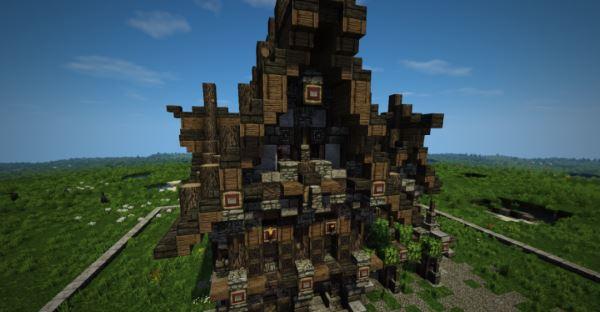 Medieval House для Майнкрафт 1.11.2