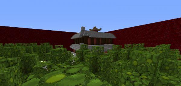 Code Breaker: China Town для Майнкрафт 1.11.2