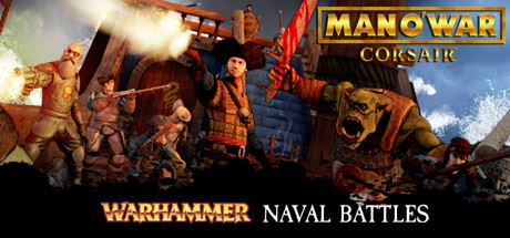 NoDVD для Man O' War: Corsair - Warhammer Naval Battles v 1.0