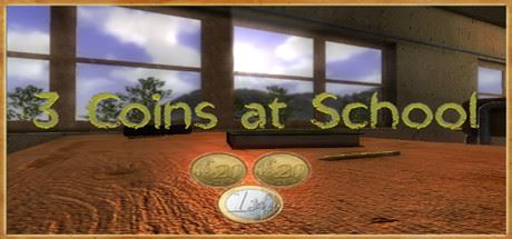 NoDVD для 3 Coins At School v 1.0