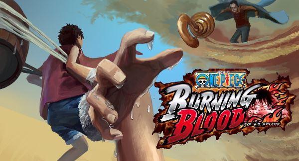 Русификатор для One Piece: Burning Blood