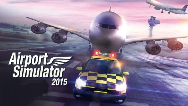 NoDVD для Airport Simulator 2015 v 1.0