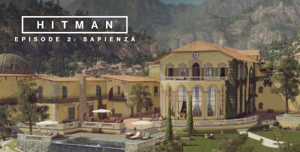 NoDVD для Hitman - Episode Two: Sapienza v 1.0