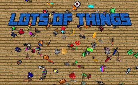 Lots of Things для Майнкрафт 1.11.2