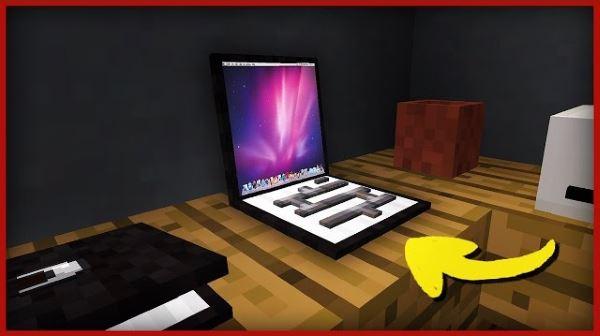 Macbook для Майнкрафт 1.11.2