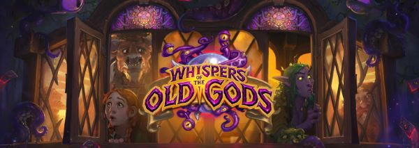 Патч для Hearthstone: Whispers of the Old Gods v 1.0