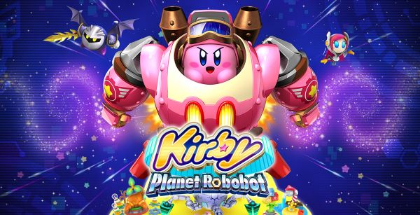 Кряк для Kirby: Planet Robobot v 1.0