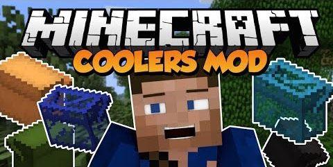 Coolers для Майнкрафт 1.11.2