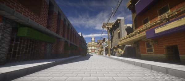 Outlaws для Майнкрафт 1.11.2