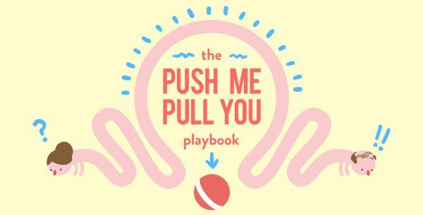 Сохранение для Push Me Pull You (100%)