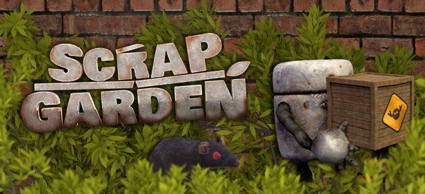 Сохранение для Scrap Garden (100%)