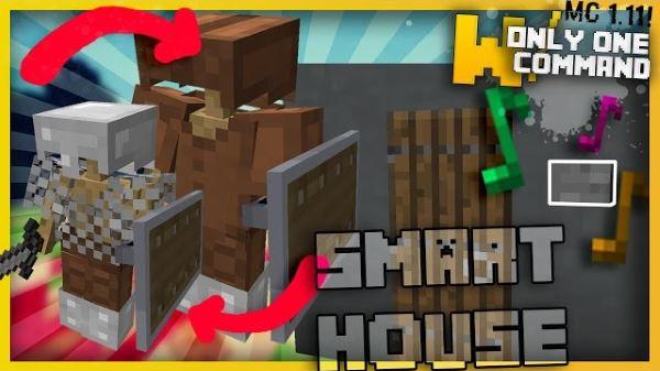 Smart House Devices для Майнкрафт 1.11.2