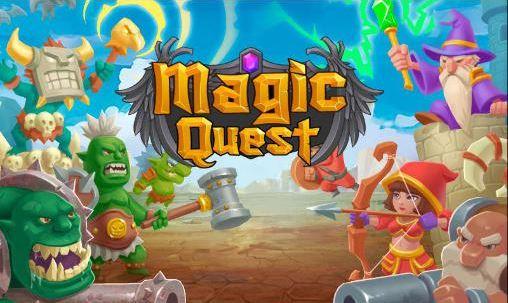Русификатор для Magic Quest