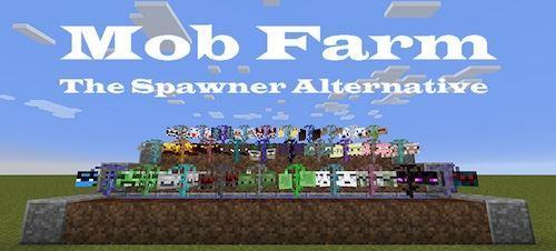 Mob Farm для Майнкрафт 1.11.2