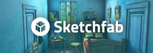 Сохранение для Sketchfab VR (100%)