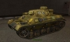 Pz III/IV #6 для игры World Of Tanks