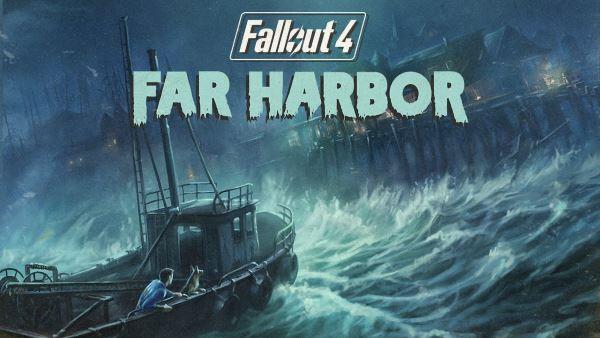 Русификатор для Fallout 4: Far Harbor