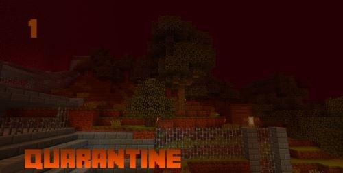 Quarantine для Майнкрафт 1.11.2