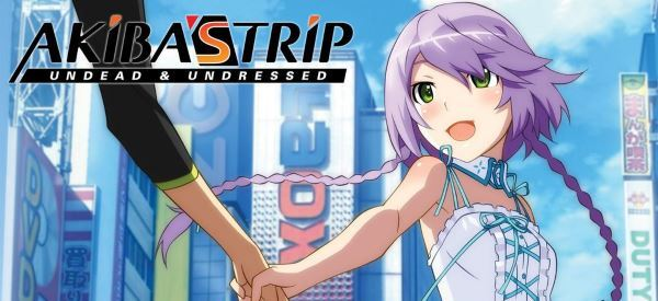 Кряк для AKIBA'S TRIP: Undead & Undressed v 1.0