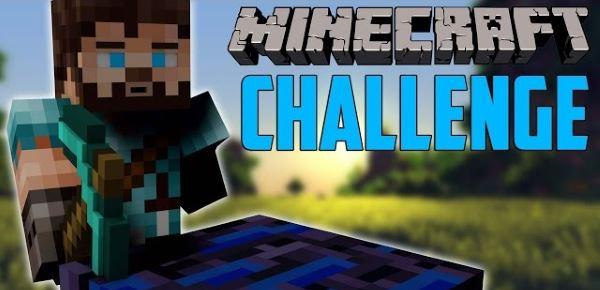 The Place Break Block Challenge для Майнкрафт 1.11.2