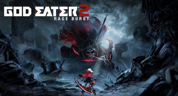 Русификатор для GOD EATER 2 Rage Burst