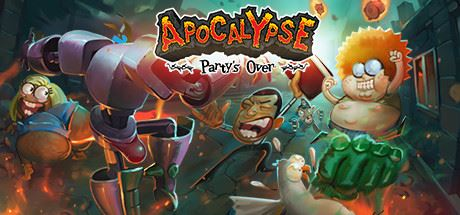 Кряк для Apocalypse: Party's Over v 1.0