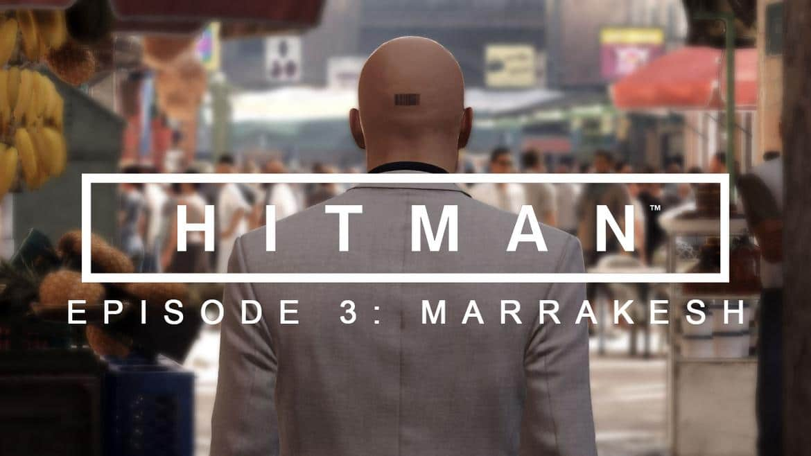 Патч для Hitman - Episode Three: Marrakesh v 1.0