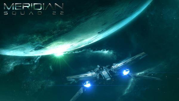 Сохранение для Meridian: Squad 22 (100%)