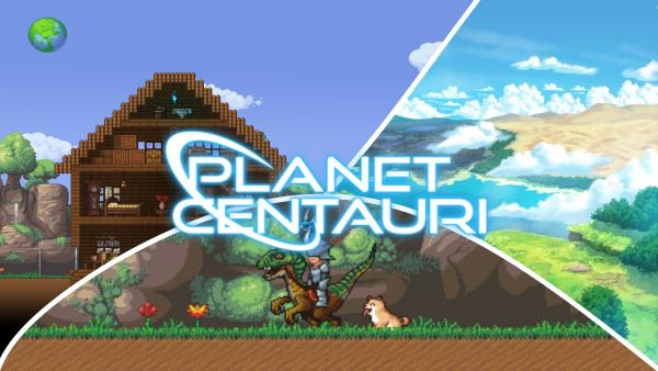 Трейнер для Planet Centauri v 1.0 (+12)