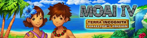 NoDVD для MOAI 4: Terra Incognita Collector's Edition v 1.0