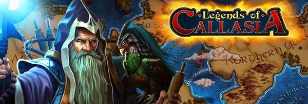 Сохранение для Legends of Callasia (100%)