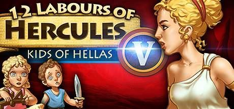 Русификатор для 12 Labours of Hercules V: Kids of Hellas