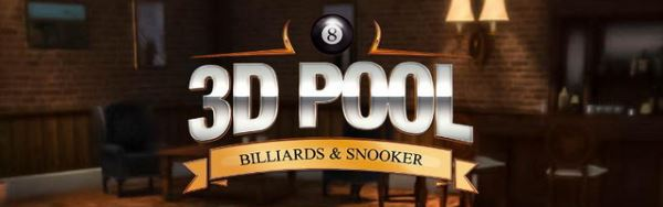 Русификатор для 3D Pool: Billiards and Snooker