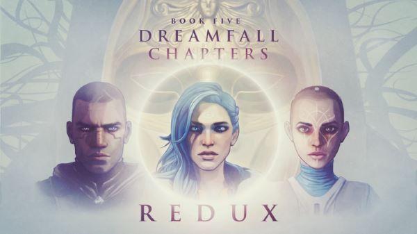 Трейнер для Dreamfall Chapters Book Five: Redux v 1.0 (+12)