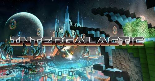Intergalactic для Майнкрафт 1.11.2