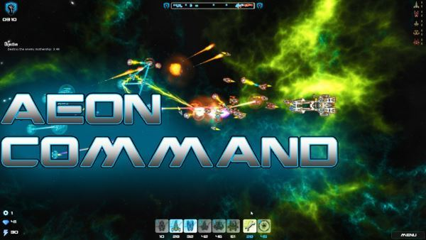 NoDVD для Aeon Command v 1.0