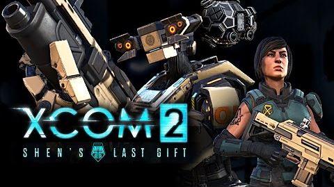 Трейнер для XCOM 2: Shen's Last Gift v 1.0 (+12)