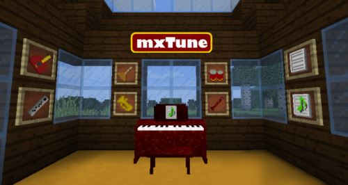 mxTune для Майнкрафт 1.11.2