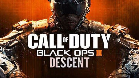 Сохранение для Call of Duty: Black Ops III - Descent (100%)
