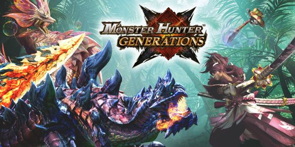Сохранение для Monster Hunter Generations (100%)