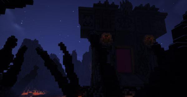 The Dark Portal для Майнкрафт 1.11.2