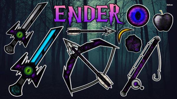 Ender PvP для Майнкрафт 1.11.2