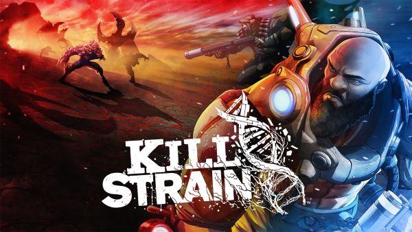 Трейнер для Kill Strain v 1.0 (+12)