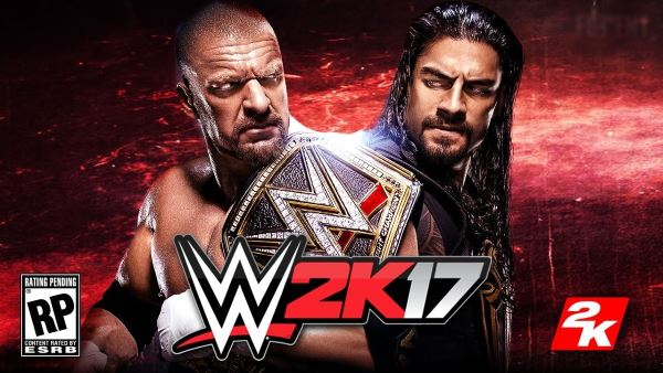 Кряк для WWE 2K17 v 1.0